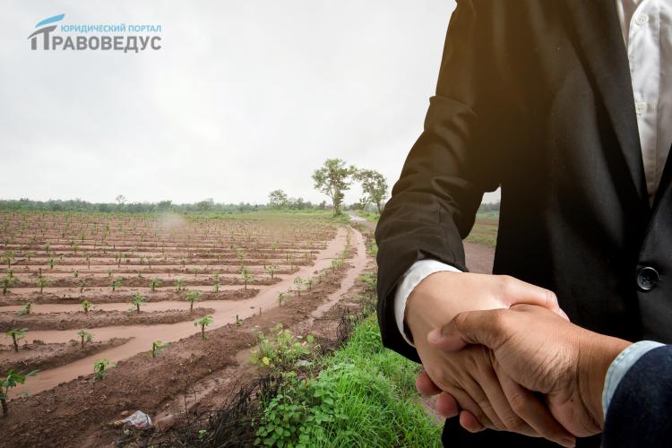 Договор купли-продажи земельного участка
