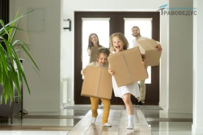 Родственный обмен квартирами